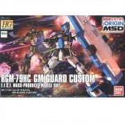 Gundam HG #022 GM Guard Custon RGM-79HC mass producer