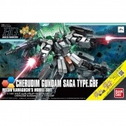 Gundam HG #064 Cherudim Saga Type.GBF Mobile 1/144 Model Kit
