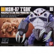 Gundam HG #06 Z'Gok MSM-07 1/144
