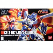 Gundam HG #110 G-gundam GF13 1/144