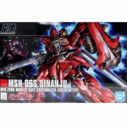 Gundam HG #116 Sinanju MSN-06S