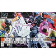 Gundam HG #128 Master Gundam & Fuunsaiki 1/144