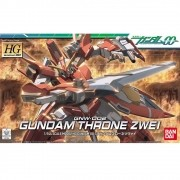 Gundam HG #12 GNW-002 Gundam Throne Zwei Model Kit 1/144