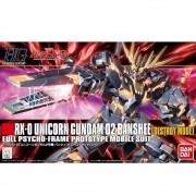 Gundam HG #134 Unicorn 02 Banshee DESTROY MODE 1/144