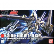 Gundam HG #148 DELTA  KAI MSN-001X 1/144 MODEL KIT