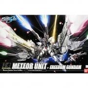 Gundam HG #16 METEOR UNIT + FREEDOM GUNDAM 1/144
