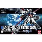 Gundam HG #171 Aile Strike GAT-X105+AQM E-X01 1/144