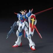 Gundam HG #17 FORCE IMPULSE 1/144 MODEL KIT