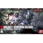 GUNDAM HG #183 AMX-101E SCHUZRUM-GALLUSS