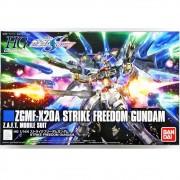 GUNDAM HG 1/144 #201 ZGMF STRIKE FREEDOM