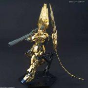 GUNDAM HG #227 RX-0 UNICORN 03 PHENEX GOLD PLATED