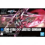 Gundam HG #231 INFINITE JUSTICE SEED DESTINY 1/144