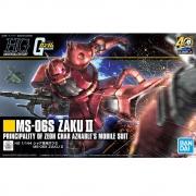 Gundam HG #234 MS-06S Zaku II Bandai Spirits 1/144
