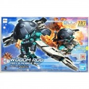 Gundam HG #28 Wodom Pod Build Divers 1/144