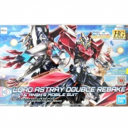 Gundam HG LOAD ASTRAY DOUBLE REBAKE 1/144