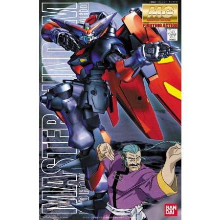 Gundam MG Master Gundam GF13-001NHII 1/100