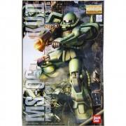 Gundam MG Zaku II MS-06J 1/100 Bandai