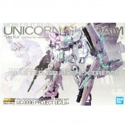 Gundam MGEX Unicorn Gundam (Version Ka) 1/100 MODEL KIT