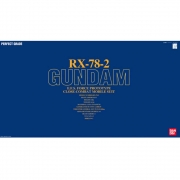 Gundam PG RX-78-2 EFSF PROTOTYPE BANDAI 1/60