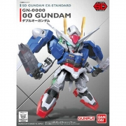 Gundam SD #008 00 EX-Standard Bandai