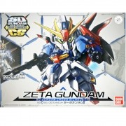 GUNDAM SD #05 BUILD CROSS SILHOUETTE ZETA BANDAI