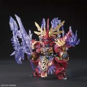 Gundam SD #08 Lyu Bu Sinanju & Chituma Bandai