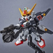 Gundam SD #09 CROSS SILHOUETTE SISQUIEDE Mono-Eye