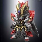 Gundam SD #25 Sangoku Soketsuden Xun Yu Strike Noir