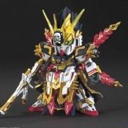 Gundam SD #30 Gan Ning Crossbone Sangoku Soketsuden Bandai