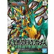 Gundam SD #34 Sangoku Soketsuden Wu Sheng Guan Yu Yun Chang
