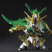 Gundam SD GUAN YU YUN CHANG NU Bandai Model Kit