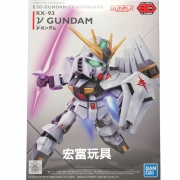 Gundam SD Nu Gundam RX-93 Char's Counterattack Model Kit