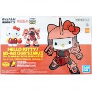 Gundam SDCS MS-06S CHAR'S HELLO KITTY ZAKU II