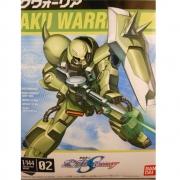 Gundam ZAKU WARRIOR 1/144 MODEL KIT