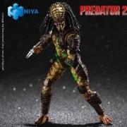 Hiya Predator 2 Battle Damage City Hunter PX 1/18 Predador