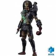 Hiya Predator Battle Damage Jungle PX 1/18 Predador