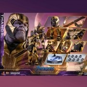 Hot Toys Avengers Endgame Thanos MMS529