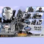 Hot Toys AVENGERS INFINITY WAR WAR MACHINE MARK IV MMS499D26
