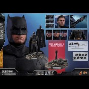 HOT TOYS BATMAN JUSTICE LEAGUE DELUXE MMS456