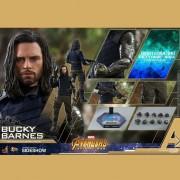 Hot Toys Bucky Avengers Infinity War Mms509