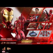 HOT TOYS IRON MAN MARK 50 Avengers Infinity War MMS473D23