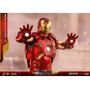 HOT TOYS IRON MAN MARK VII 7 SPECIAL EDITION MMS500-D27