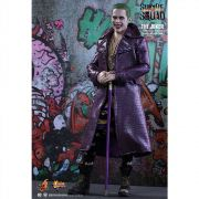 HOT TOYS JOKER SUICIDE SQUAD PURPLE COAT  MMS382