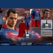 Hot Toys Justice League Superman Movie MMS465