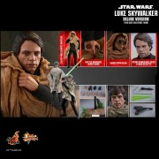 HOT TOYS LUKE SKYWALKER RETURN JEDI MMS517 STAR WARS DELUXE