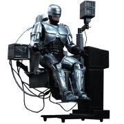 HOT TOYS ROBOCOP DIECAST MECHANICAL CHAIR MMS203-D05