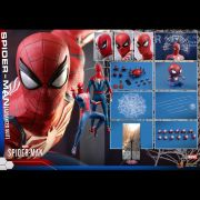 HOT TOYS SPIDER MAN ADVANCED SUIT VGM31
