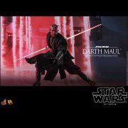 HOT TOYS STAR WARS DARTH MAUL DX16 1/6