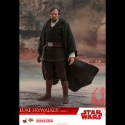 HOT TOYS STAR WARS LUKE SKYWAKER CRAIT MMS507