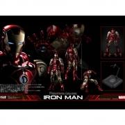 Iron Man Fighting Armor Action Figure Sen-Ti-Nel
